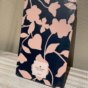 Kate Spade Floral Design Notebook Brand New